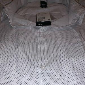 H&M Slim Fit Mens Collar Shirt